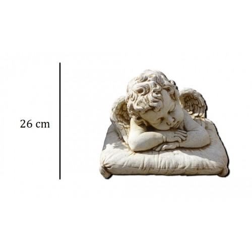 Aniołek śpiący na podusi Art.321