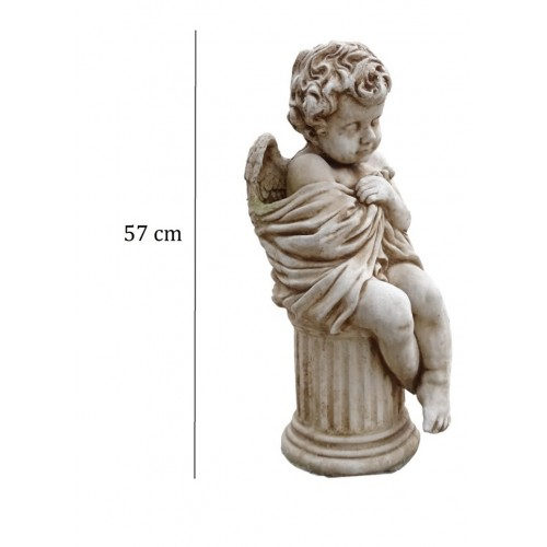 Aniołek na kolumnie Art. 304