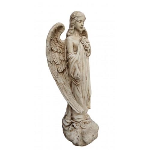 Anielica z różami Art.1031