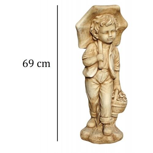 Chłopczyk z parasolką Art.1035