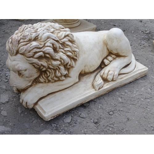 Śpiący lew Art. 330