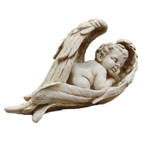 Aniołek śpiący w skrzydłach Art. 312