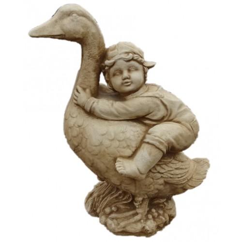 Chłopczyk z kaczką Art. 742