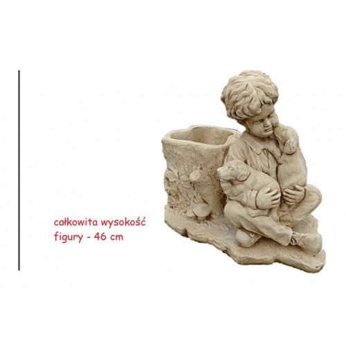 Chłopczyk z pieskami Art. 1110