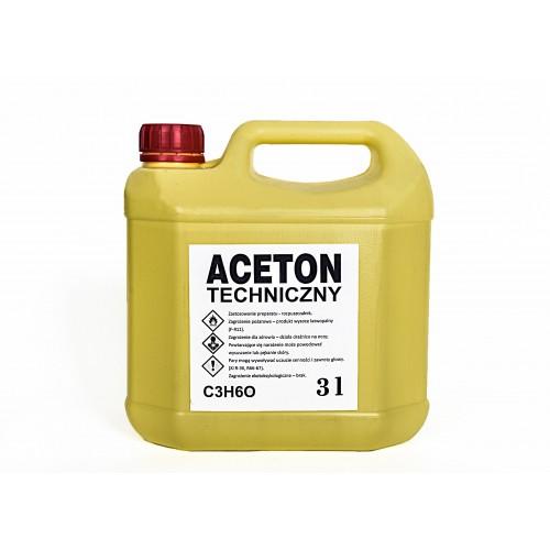ACETON TECHNICZNY  3L